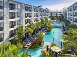 Courtyard by Marriott Bali Seminyak Resort, accessible hotel in Seminyak