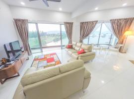 Luxury Condominium at Loft Imago, holiday home in Kota Kinabalu