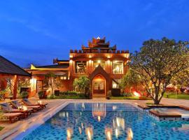 Myanmar Treasure Resorts Bagan, hotel din Bagan