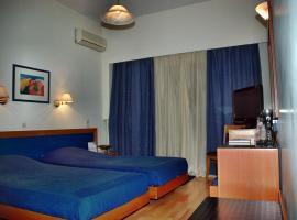 Ξενοδοχείο Έλενα, ξενοδοχείο στη Λαμία