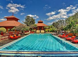 Aureum Palace Hotel & Resort Nay Pyi Taw, hotel in Nay Pyi Taw