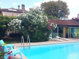 La Villa des Violettes, B&B/chambre d'hôtes à Toulouse