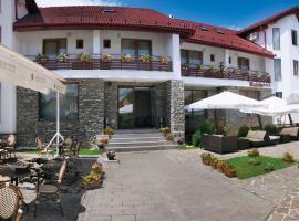 Rubin, hotel in Sibiu