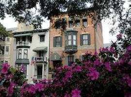 Foley House Inn, B&B in Savannah