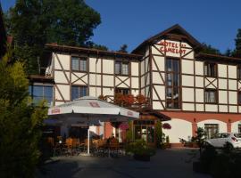 Hotel Camelot – hotel w Szczawnie Zdroju