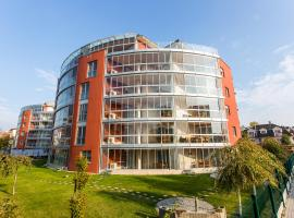 Luxury Apartment Hotel Siófok, serviced apartment in Siófok