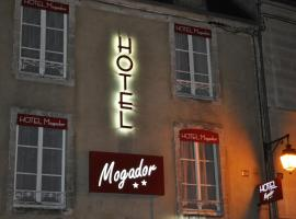 Le Mogador, hotel near Bayeux's Train Station, Bayeux