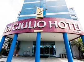 Di Giulio Hotel, hotel perto de Aeroporto Regional de São José dos Campos - SJK, São José dos Campos