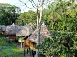 Cumaceba Amazon Lodge, cabin in San Pedro
