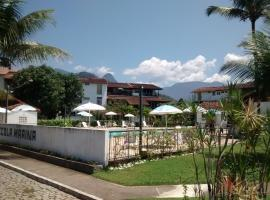 Apartamento Angra dos Reis Bracuí, hotel with pools in Angra dos Reis