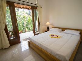 Pangkung Sari, pet-friendly hotel in Ubud