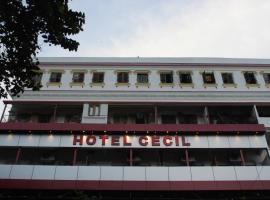 Hotel Cecil, hotel in Kolkata