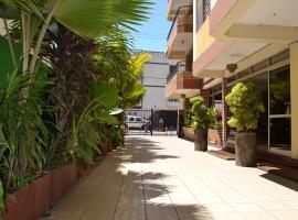 Manson Hotel, hotel en Mombasa