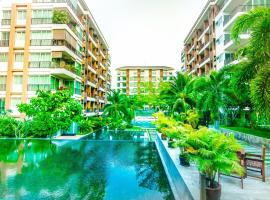 G Residence, apartment in Pattaya South