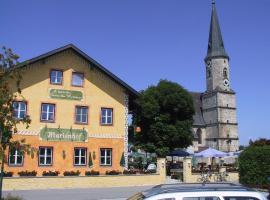 Gasthaus Marienhof, Hotel in der Nähe von: Therme Geinberg, Kirchdorf am Inn