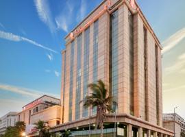 Ramada by Wyndham Continental Jeddah, hotel em Jeddah