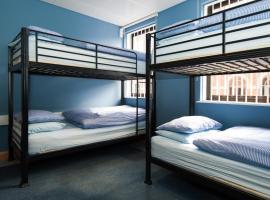 Russell Scott Backpackers Hostel, hotel in Leeds