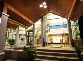 Peak Boutique City Hotel Krabi, B&B in Krabi