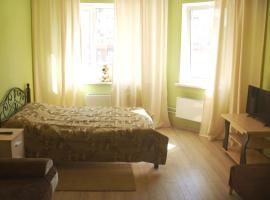 Apartments on Serebryanka 46, hotel in Pushkino