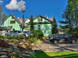 Hotel Wiosna, hotel in Rabka-Zdrój