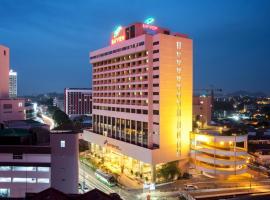海灣酒店,馬六甲的飯店