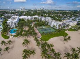 The Lago Mar Beach Resort and Club, beach hotel in Fort Lauderdale