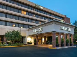 Hilton Washington DC/Rockville Hotel & Executive Meeting Center, hotel near Walter Reed Reed National Military Medical Center, Rockville