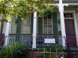 Garden District Bed and Breakfast, B&B in New Orleans