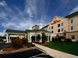 Hilton Garden Inn Savannah Airport, hotel in Pooler, Savannah