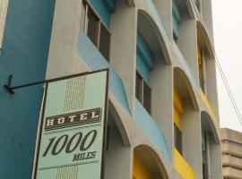 Hotel 1000 Miles, מלון בקואלה לומפור