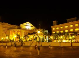 Camelot Hotel, hotel in Alleppey
