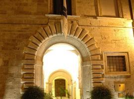 Palazzo Guiderocchi, hotell i Ascoli Piceno