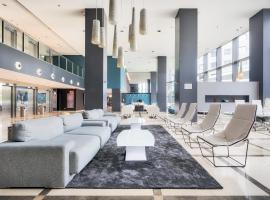 Ilunion Aqua 4, hotel en Valencia