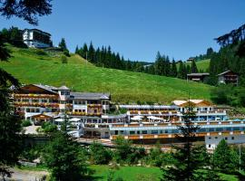 Hotel Schwarzenbach, hotel a Nova Ponente