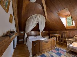 Chateau-Gaillard, hôtel à Corbelin près de: Walibi Rhône-Alpes