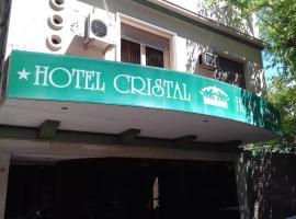 Hotel Cristal, hotel near Governor Francisco Gabrielli International Airport - MDZ, Mendoza