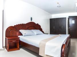 Hotel Isla Mayor, hotel en Bucaramanga