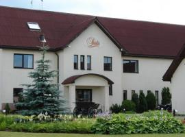 Hotel Santa, hotel in Sigulda