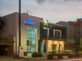 El Hotelito Boutique y Galeria, hotel in Manzanillo