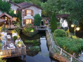 Le Moulin du Roc、シャンパニャック・デ・ベルエアーのホテル