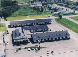 Motel à la Brunante, motel à Sainte-Anne-des-Monts