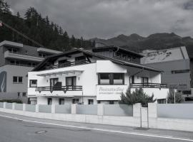 Apart Reinstadler, serviced apartment in Sölden