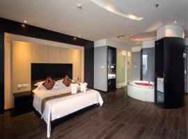 Guangdong Nanmei Osotto Hotel, hotel in Guangzhou