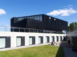 DBU Hotel & Kursuscenter, hotel i nærheden af Århus Hovedbanegård, Aarhus