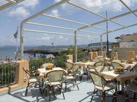 Hotel Rivamare, accessible hotel in Ischia