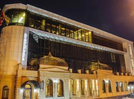 Готель Атмосфера, готель у Полтаві