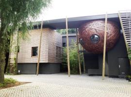 Un Nid Et Gîte à Tournai, hotel in Tournai