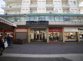 Hotel Europa, hôtel à Rimini
