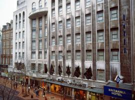 Britannia Hotel Birmingham New Street Station Birmingham, hotel near Aston University, Birmingham