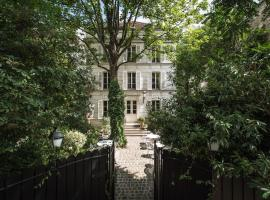 Hôtel Particulier Montmartre, hotel near Simplon Metro Station, Paris